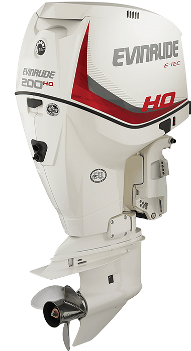 HO 200hp White